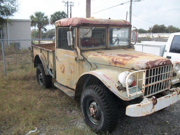 1950-1968 Dodge M37 – Rides-and-drives