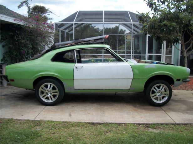 06 Mustang GT wheels
